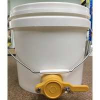10kg honey pail & gate