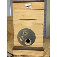 Timber nucleus hive - 4 frame flat pack